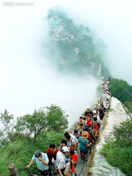 武汉到陕西旅游线路图片